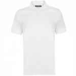 Pierre Cardin galléros férfi póló, fehér