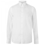Pierre Cardin hosszú ujjú férfi ing, fehér