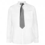 Pierre Cardin férfi ing és nyakkendő szett, fehér