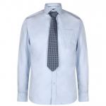 Pierre Cardin férfi ing és nyakkendő szett, világoskék