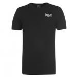 Everlast Logo férfi póló, fekete