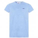 Lee Cooper Essentials férfi póló, égkék