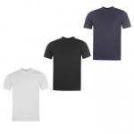 Donnay férfi pólócsomag, fekete-fehér-sötétkék